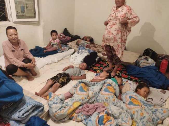 Фото пресс-службы Красного Полумесяца Кыргызстана