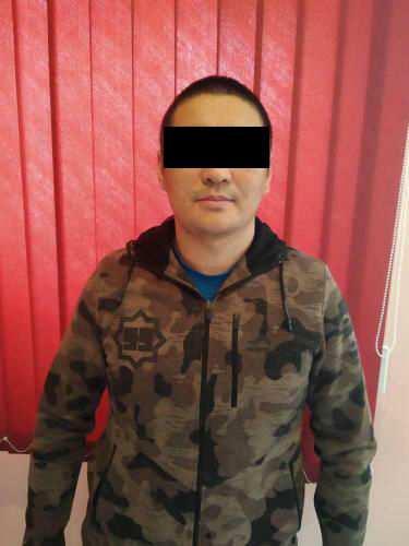 Фото МВД. Подозреваемые в убийстве предпринимателя