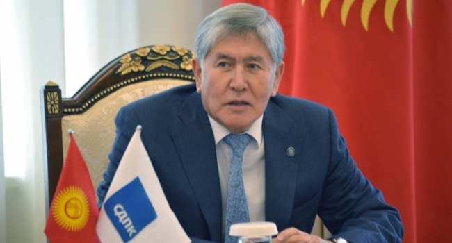 У �к�-п�езиден�а ���г�з��ана �лмазбека ��амбаева по�вил�� канал на YouTube