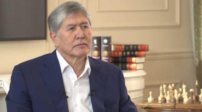 Open Central Asia. �н�е�в�� �лмазбека ��амбаева за ден� до а�е��а
