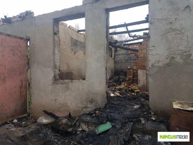 Сгорели мать и двое детей. Ее родня обвиняет свекровь в доведении до суицида (фото, видео)