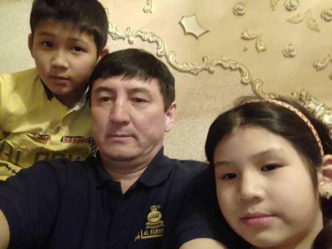 ���г�з��ане� Рамаз Са�иев: �о� жена, две до�е�и, ��н и �е�ве�о вн�ков оказали�� в Си�ии