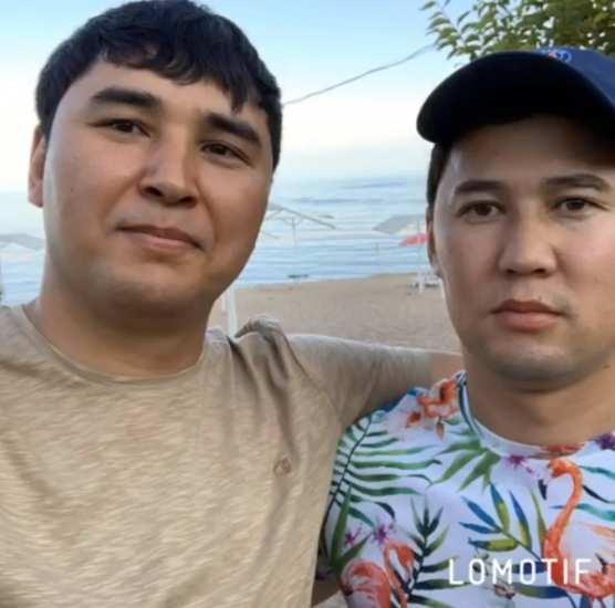 Фо�о вз��о �о ���ани�� ��л��бека Са�ка�баева