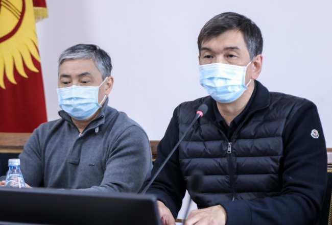В Бишкеке готовы 20 стационаров на 1 173 койко-места для пациентов с коронавирусом