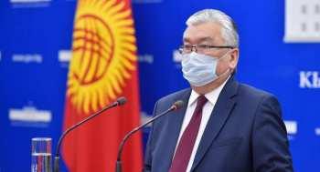 Цифра дня: в больницах Бишкека лежат около 400 пациентов с пневмонией в тяжелом состоянии