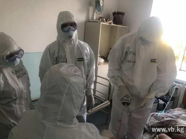 Хроника работы российских врачей в КР: из Жумгала в Кочкорку (видео)