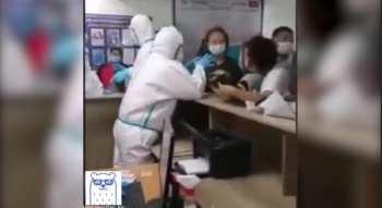 Приемное отделение больницы №1 на улице Фучика штурмуют пациенты