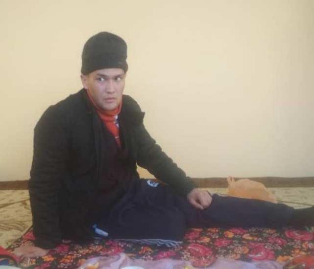 Помогите найти! В Джалал-Абадской области пропал 27-летний мужчина