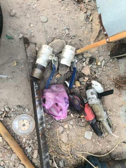 Из Казахстана в Кыргызстан проложили 3 км трубы, по которой качали ГСМ