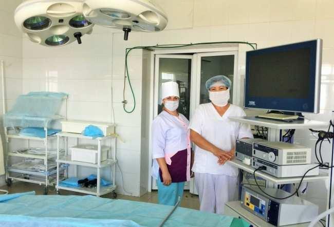В связи с эпидситуацией в стране идет набор медсестер и санитарок