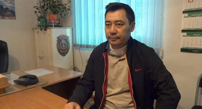 Осужденный политик Садыр Жапаров. Архивное фото