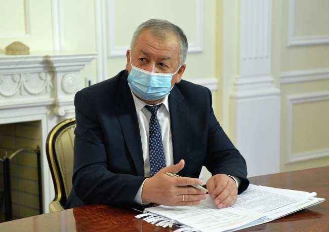 Премьер-министр Кубатбек Боронов рассказал о ситуации в Кыргызстане