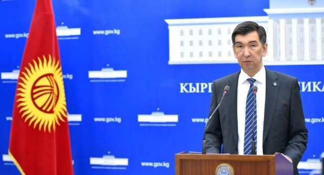 В Бишкеке вводят ограничения — онлайн-трансляция брифинга мэра