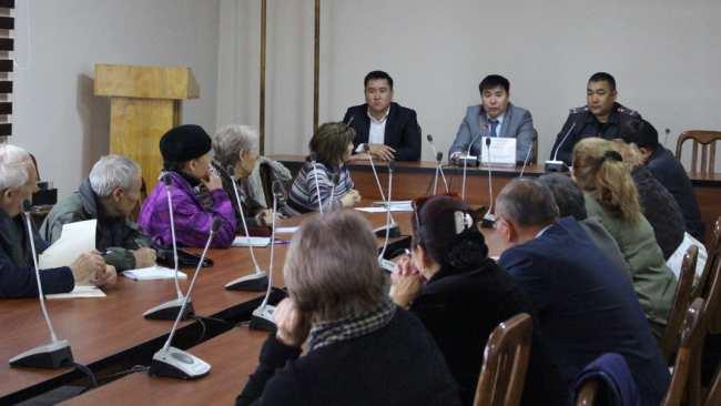 Судам аксакалов хотят разрешить рассматривать дела по 13 статьям Кодекса о нарушениях