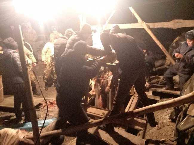 На шахте в Кадамжае произошел взрыв: Погиб «апачи»