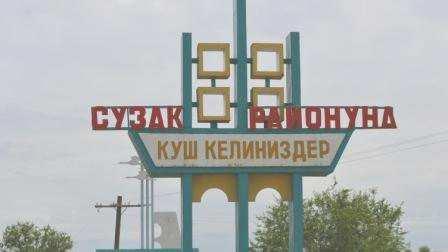 Сузакский район