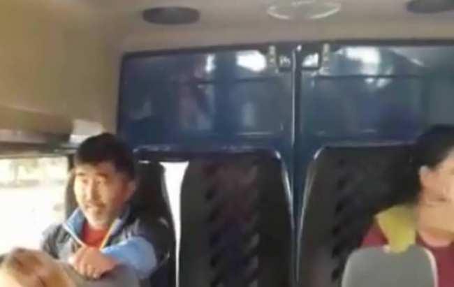� ма�����ке �146 м�ж�ина избил дев��к� (видео)