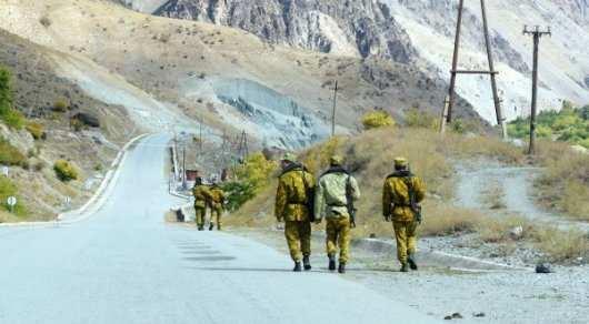 Неизвестные напали на погранзаставу в Таджикистане, 17 человек убиты - Иллюстративное фото:  ©РИА Новости