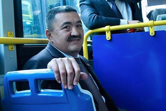 Албек Ибраимов задержан сотрудниками ГКНБ