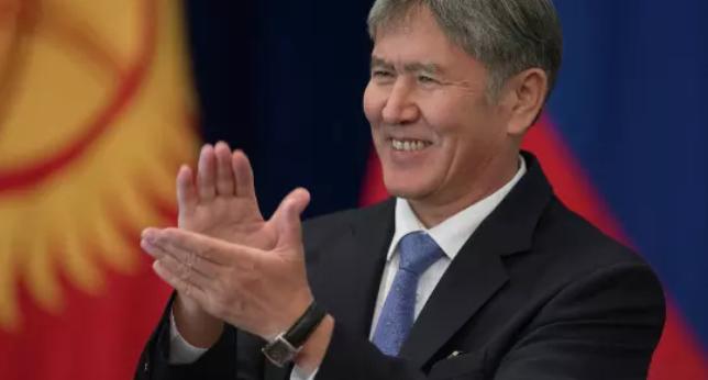 У экс-президента страны Алмазбека Атамбаева появился еще один телеканал