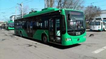 Работа бишкекских троллейбусов продлена до 22:00 часов