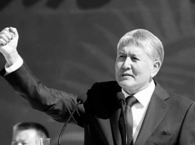 Кадырбеков: Атамбаев может выступить с новыми кадрами