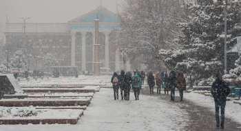 В Кыргызстане, по прогнозам метеорологов, ожидается снег