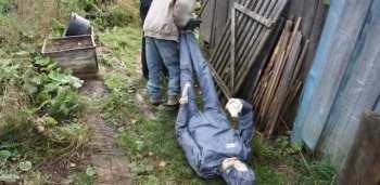Три года милиция искала мужчину. А его убил сын и закопал в огороде