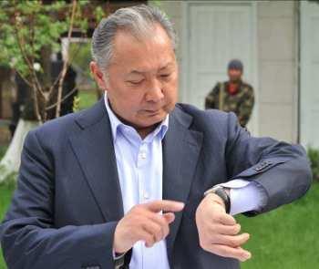 Бакиев нашел инвесторов для Кыргызстана