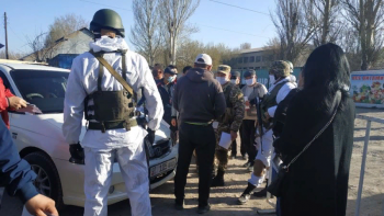 Чрезвычайное положение в Кыргызстане. Запретов все больше, объяснений — нет
