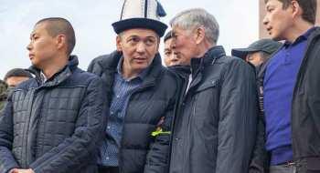 Адвокат Атамбаева ответил на заявление Ташиева об октябрьских событиях
