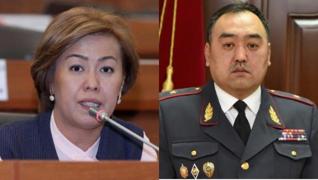 Айнура Аскарова: Почему глава МВД Улан Ниязбеков не поехал в Баткенскую область?