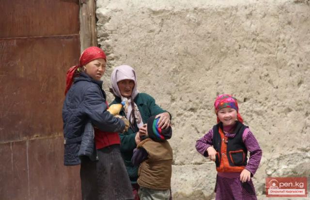 Кыргызов в Жерге-Тальском районе депортируют из Таджикистана