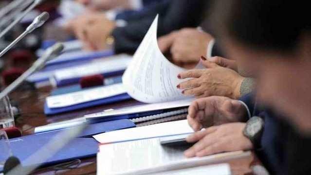 Назначены члены кабинета министров. Фамилии