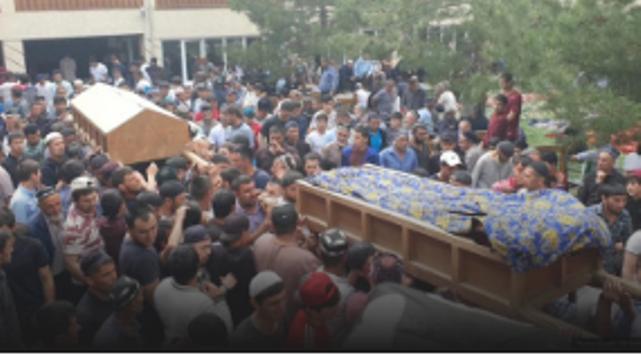 """""""Радио Озоди"""" опубликовало список жертв приграничного конфликта со стороны Таджикистана"""