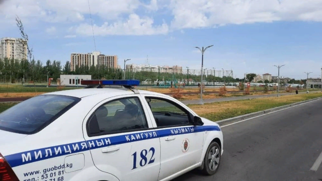 Отдыхающие в Парке здоровья Бишкека жалуются на велосипедистов