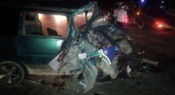 Шесть человек погибли в страшном ДТП в Кемине — фото. Водитель был пьян