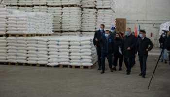 Россия помогает Кыргызстану в решении продовольственной проблемы