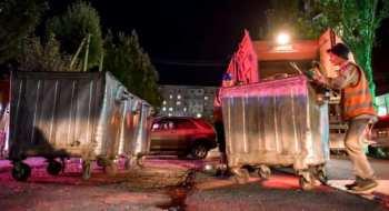 Жители Октябрьского района Бишкека должны платить за вывоз мусора «Комтранскому»
