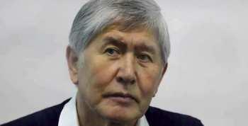 Алмазбека Атамбаева подозревают в незаконной выдаче паспортов 10 уроженцам Турции — адвокат Жоошев