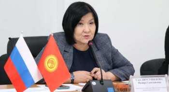 48 процентов родителей выбрали бы для детей русскоязычные школы — Джусупбекова
