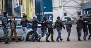 В Москве произошла очередная массовая драка с участием трудовых мигрантов